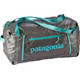 Patagonia Lightweight Black Hole Travel Luggage 30l grey